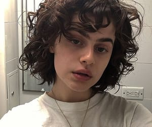aesthetic, bambi, and curly image