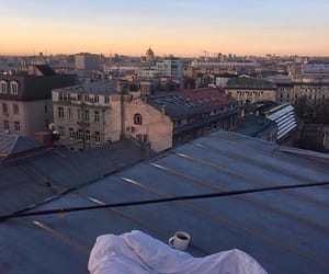 beautiful, rooftop, and summer image