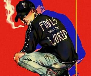 art, bad boy, and fanart image