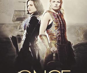 once upon a time, regina, and emma swan image