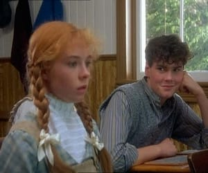 anne, anne of green gables, and book image