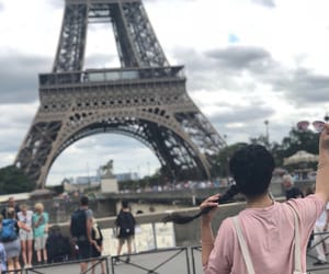 braid, click, and eiffel image