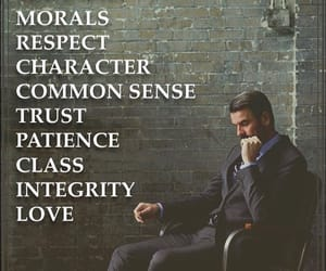 moral, love, and money image