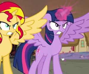 fanart, twilight sparkle, and my little pony image