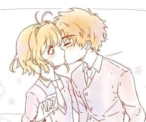 sakura, anime couple, and syaoran image