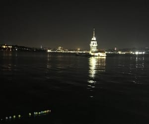istanbul, night, and shine image