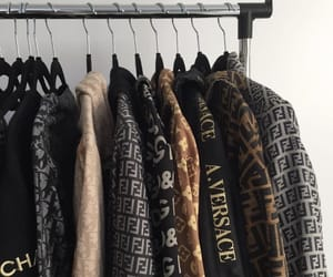 chanel, fashion, and Versace image