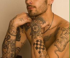 zayn malik, zayn, and tattoo image
