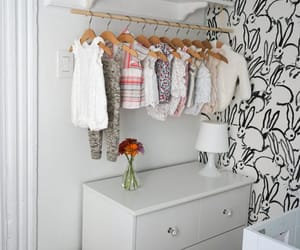 baby, clothes, and room image
