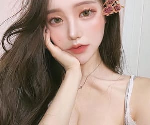 asian, beauty, and doll image