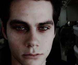 teen wolf, dylan o'brien, and stiles stilinski image