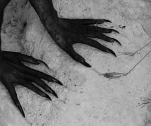 fantasy, dark, and hands image