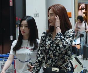 joy, park sooyoung, and irene x joy image