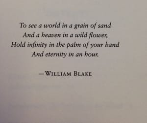 poetry, quotes, and william blake image