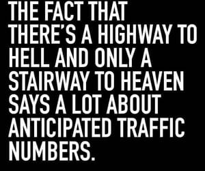 heaven, numbers, and traffic image