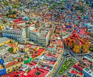 colores, guanajuato, and méxico image