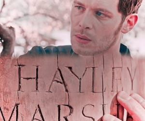The Originals, to, and klaus mikaelson image