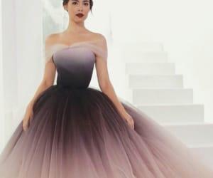 colors, robe de soirée, and design image