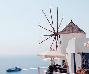 adventure, mykonos, and Greece image