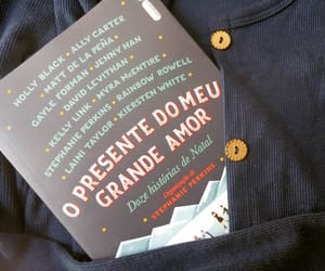 livros, natal, and blogs literarios image