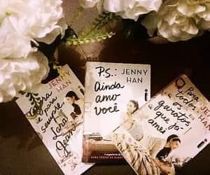 jenny han, livros, and lara jean image