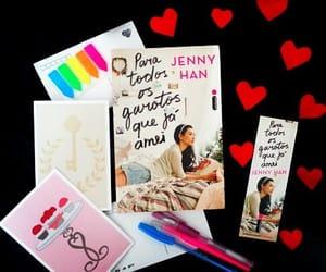livros, lara jean, and jenny han image