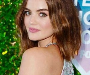 brunnette, pretty girl, and lucy hale image