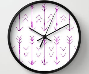 etsy, home decor, and wall clock image