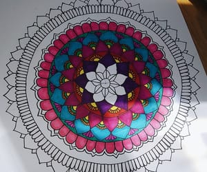 mandala, art, and artisan image