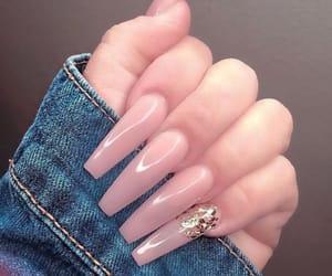 long and nails image