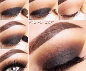 beautiful, glam, and makeup image