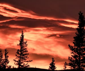 clouds, céu, and heaven image
