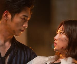 kdrama, kang seo joon, and nam shin image