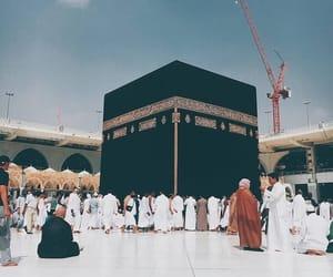islam, hajj, and mecca image