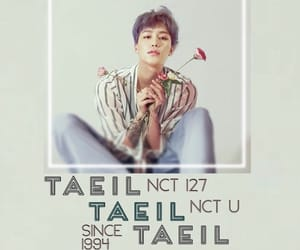 kpop, taeil, and nct u image