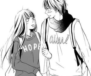 manga, anime, and kimi ni todoke image