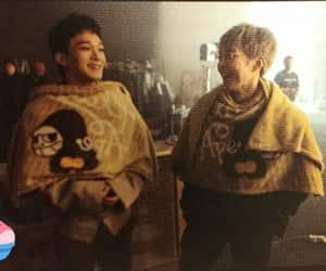 Chen, exo, and kim min seok image