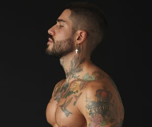 abs, tattoo, and Hot image
