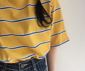 yellow, aesthetic, and outfit image