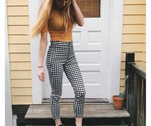 90's, outfit, and school image