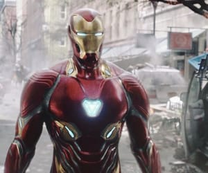 ie, iron man, and Marvel image