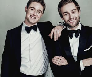 photoshoot, max irons, and douglas booth image