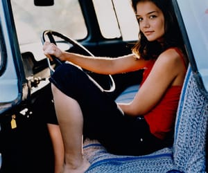 girls, Katie Holmes, and model image