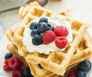 breakfast, food, and ricotta image
