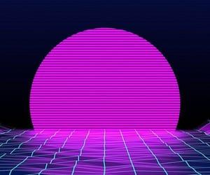 wallpaper, vaporwave, and background image