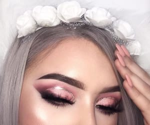 article, makeup, and palette image