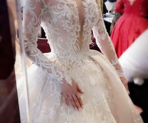 dreams, dresses, and bride image