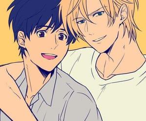 anime, anime boys, and ash lynx image