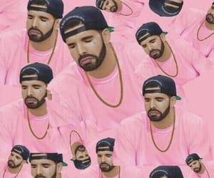 chain, Drake, and pink image