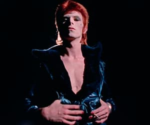 1970, bowie, and gif image